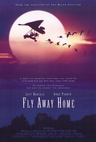 Fly Away Home Masterprint