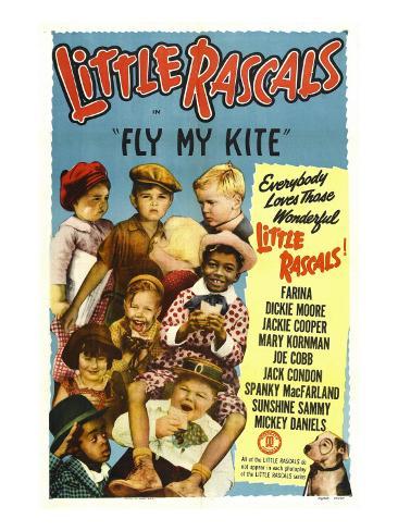 Fly My Kite, 1931 Foto