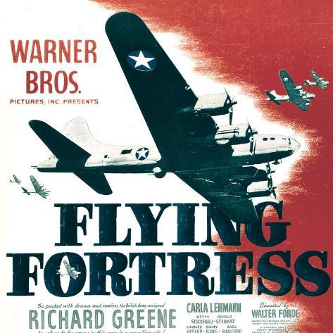 Flying Fortess, 1942 アートプリント