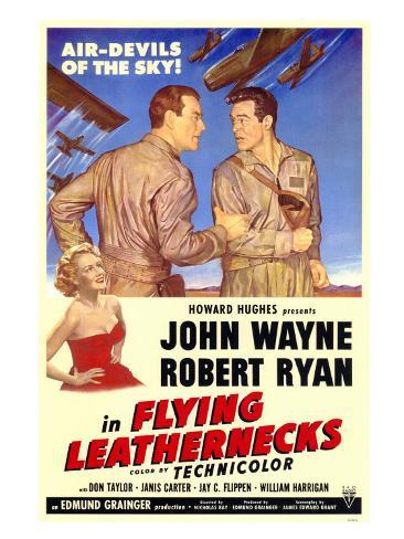 Flying Leathernecks, 1951 Art Print