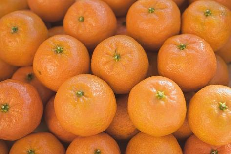 Clementines (Full-Frame) Valokuvavedos