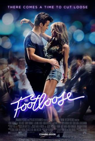 Footloose Double-sided poster
