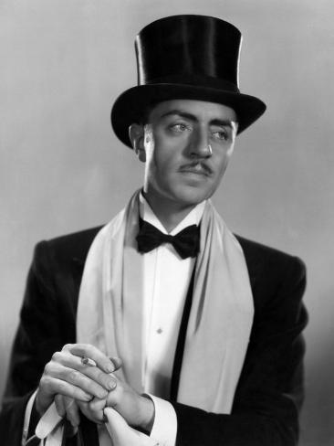 For the Defense, William Powell, 1930 Photo