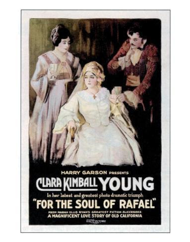 For The Soul Of Rafael - 1920 Art Print