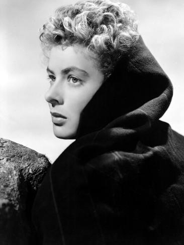For Whom the Bell Tolls, Ingrid Bergman, 1943 Photo