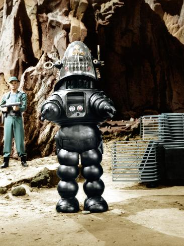 Forbidden Planet, Robby The Robot, 1956 Foto