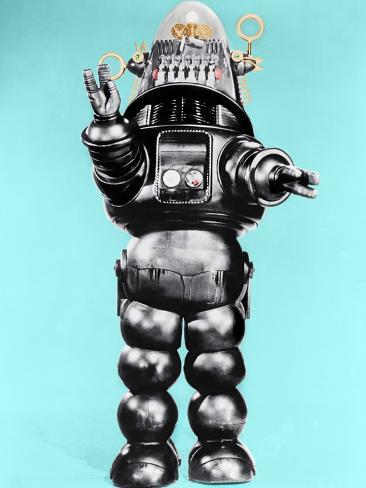 Forbidden Planet, Robby the Robot, 1956 Photo