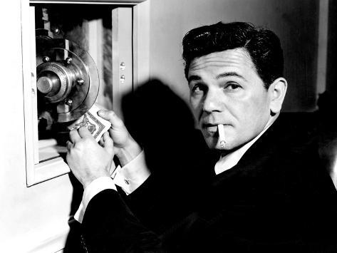 Force of Evil, John Garfield, 1948 Fotografía