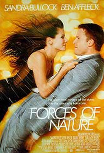 Forces Of Nature Original Poster