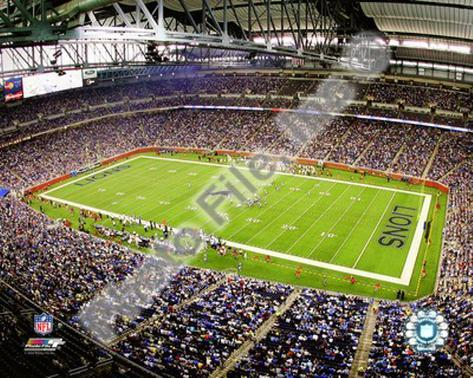 Ford Field 2008 Photo