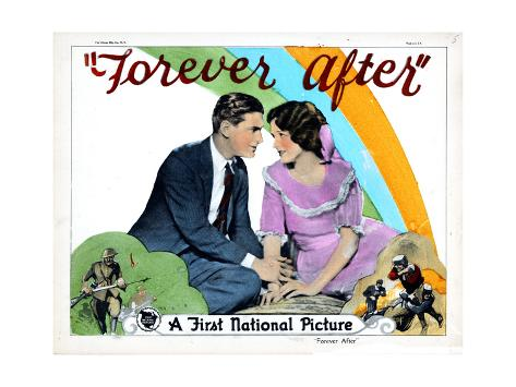 Forever After, Lloyd Hughes, Mary Astor, 1926 Giclee Print