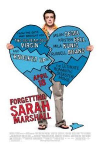 Forgetting Sarah Marshall Dubbelsidig poster