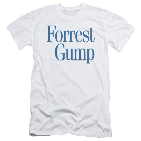 Forrest Gump - Logo (slim fit) T-Shirt