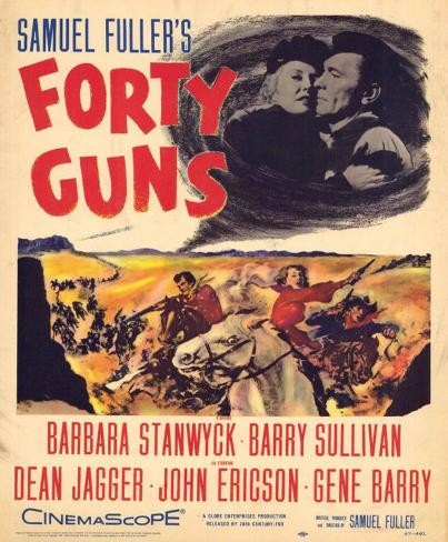 Forty Guns Masterprint