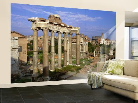 Forum, Rome, Italy Wall Mural – Large