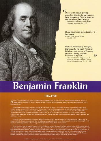 the life printing career and political achievements of benjamin franklin one of the founding fathers