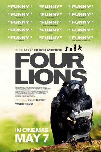 Four Lions Stampa master