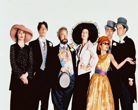 Four Weddings and a Funeral Photo
