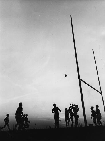 Gaelic Football Valokuvavedos