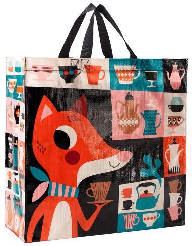 Foxy Shopper Bag Sacola