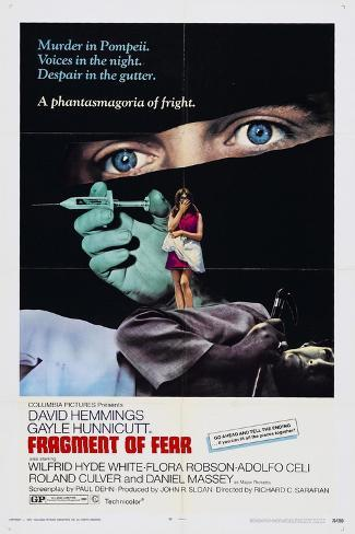 Fragment of Fear, 1970, Directed by Richard C. Sarafian Giclee Print