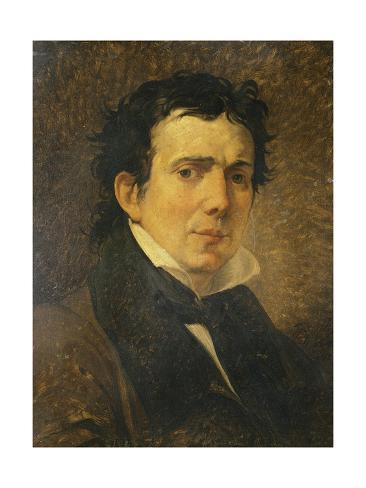 Portrait of pompeo marchesi giclee print by francesco for Francesco marchesi