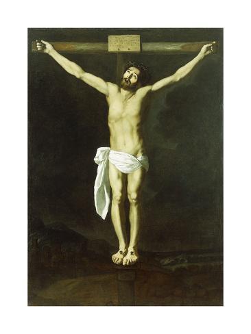 The Crucifixion Lámina giclée