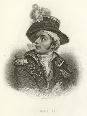 Francois De Charette Giclee Print