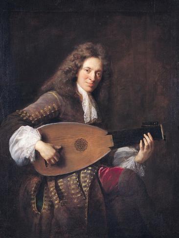Charles Mouton 1690 Giclee Print