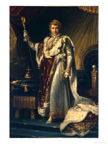Napoleon I Bonaparte Giclee Print