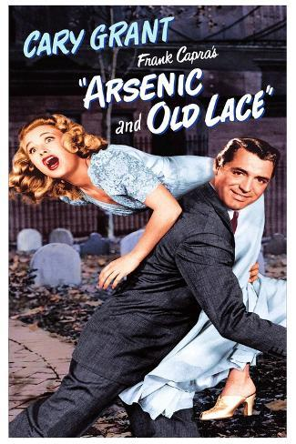 Frank Capra's 'arsenic And Old Lace', 1944,