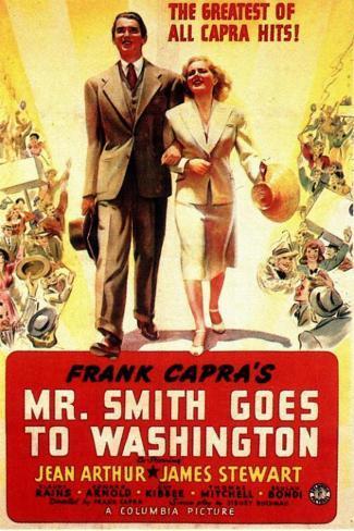 Frank Capra's Mr. Smith Goes to Washington Masterprint