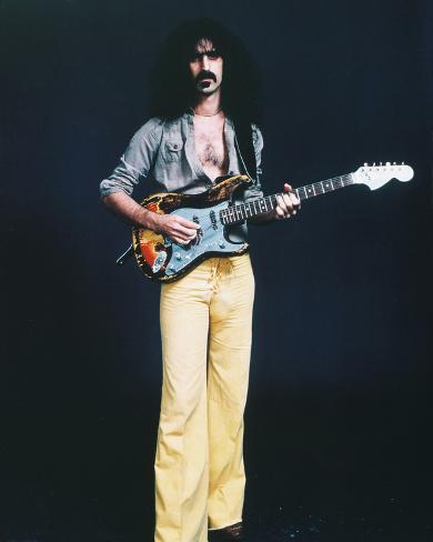 Frank Zappa Photo