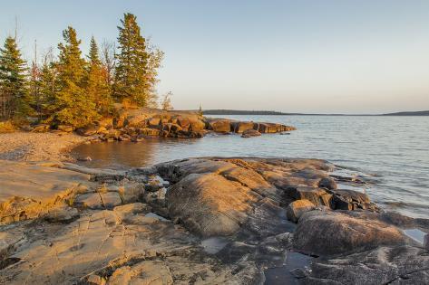 Canada ontario terrace bay rainbow falls provincial for Terrace bay ontario