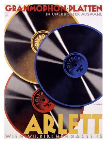 Arlett Giclee Print