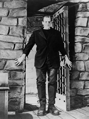 Frankenstein: Frankenstein, 1931 写真プリント