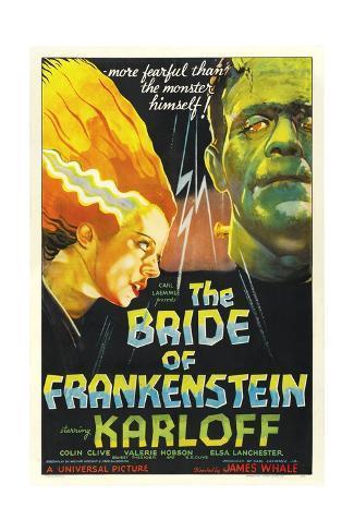 Frankenstein Lives Again!, 1935,
