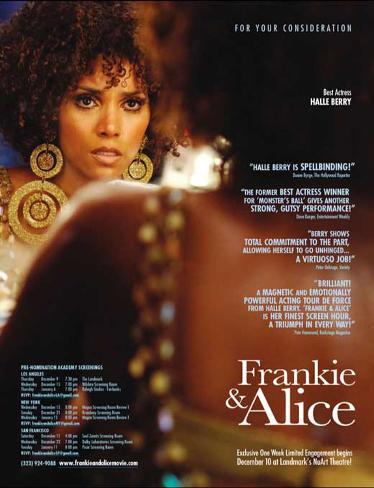 Frankie and Alice Masterprint
