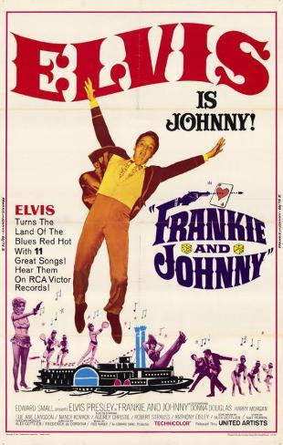 Frankie e Johnny Stampa master