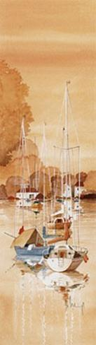 Seaside IV Art Print