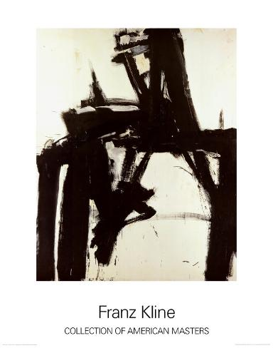 Untitled, 1957 Konstprint