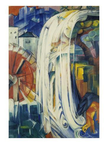 The Bewitched Mill, 1913 Giclee Print