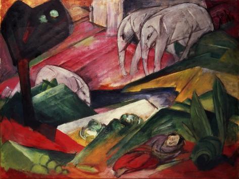 The Dream Giclee Print