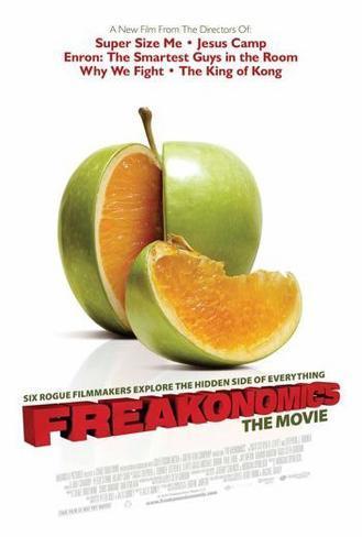 Freakonomics Poster