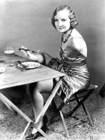 Freaks, Martha Morris, 1932 Photo