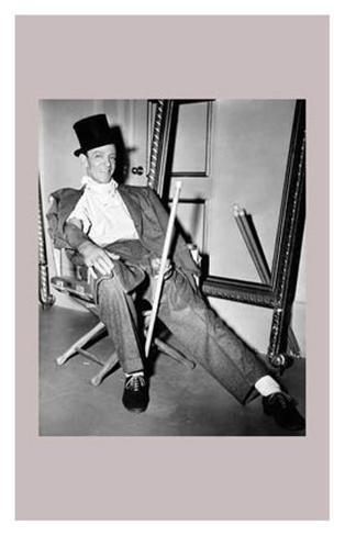 Fred Astaire Konstprint