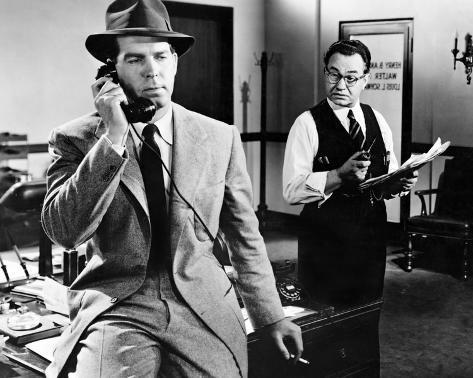 Fred MacMurray, Double Indemnity (1944) Fotografia