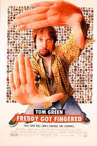 Freddy Got Fingered Original Poster