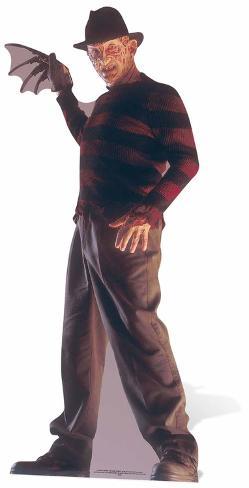 Freddy Krueger - Nightmare on Elm Street Cardboard Cutouts