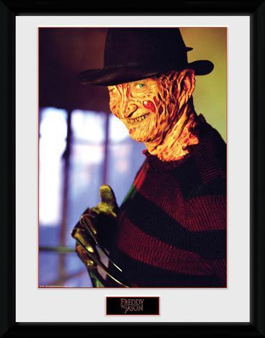 Freddy vs Jason - Freddy Collector Print
